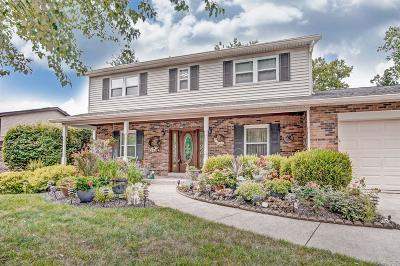 Green Twp Single Family Home For Sale: 2215 Flomar Court