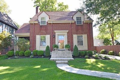 Cincinnati Single Family Home For Sale: 1226 Jerry Lane