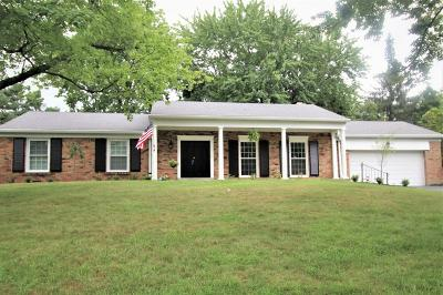 Single Family Home For Sale: 6634 Michael Drive