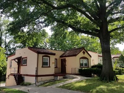 Cincinnati Single Family Home For Sale: 1519 Kenova Avenue