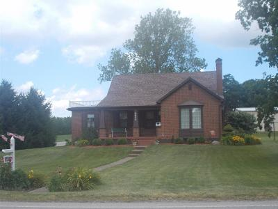 Highland County Single Family Home For Sale: 6655 W Us Rt 50