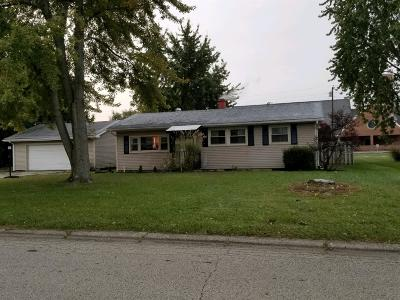 Preble County Single Family Home For Sale: 107 Romadoor Avenue