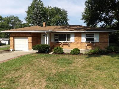 Single Family Home For Sale: 4670 Kugler Mill Road