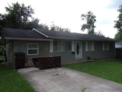 West Union OH Single Family Home For Sale: $77,500