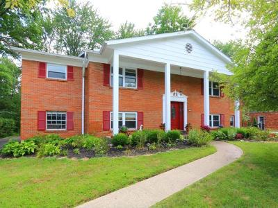 Single Family Home For Sale: 7445 Baywind Drive