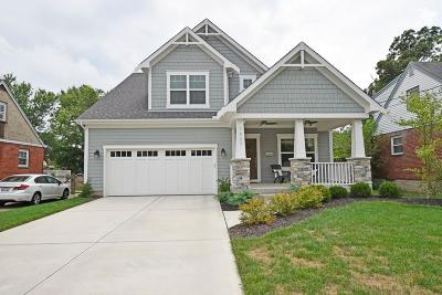 Single Family Home For Sale: 7907 Tances Drive