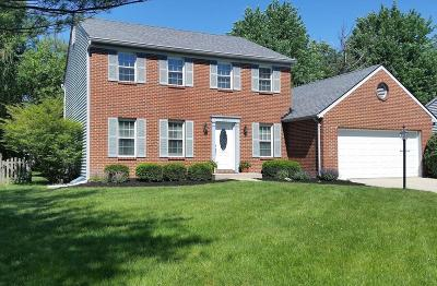 Single Family Home For Sale: 9811 Blackbird Place