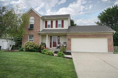 Single Family Home For Sale: 1587 Tollgate Court