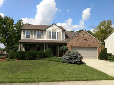 Fairfield Single Family Home For Sale: 5663 Lakeside Drive