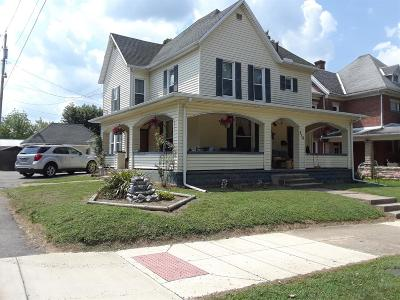 Highland County Single Family Home For Sale: 216 N Washington Street