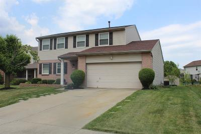 Deerfield Twp. Single Family Home For Sale: 5810 Trailside Court