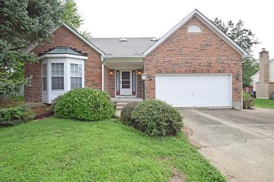 Single Family Home For Sale: 10098 Fox Chase Drive
