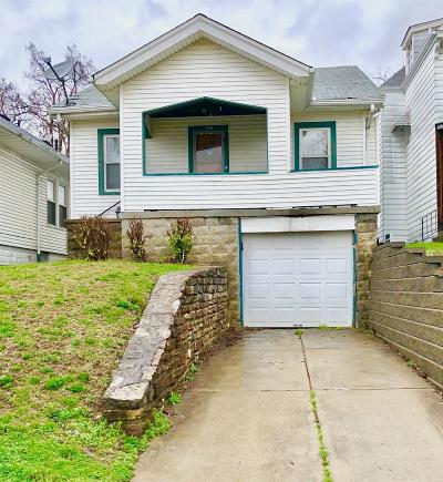 Norwood Single Family Home For Sale: 1720 Mills Avenue