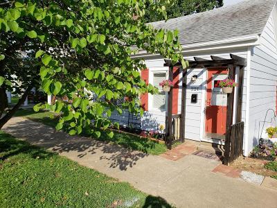 Rising Sun Single Family Home For Sale: 221 S High Street
