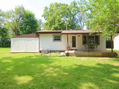 Liberty Twp Single Family Home For Sale: 5770 Horseshoe Bend Road