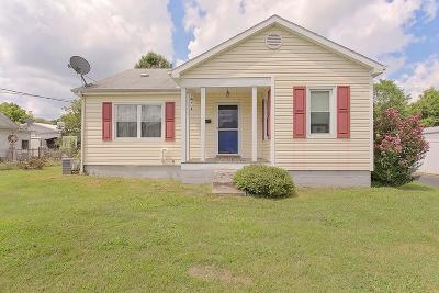 Brown County Single Family Home For Sale: 106 Elm Street