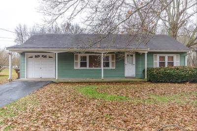 Single Family Home For Sale: 1421 Emerson Lane