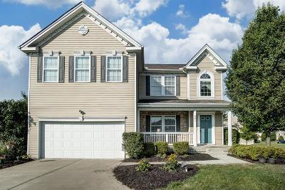 Single Family Home For Sale: 501 Wyandot Woods Boulevard