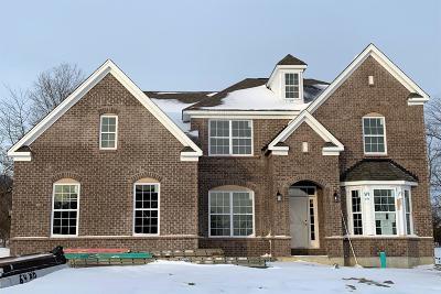 Deerfield Twp. Single Family Home For Sale: 3859 Hudson Hills Lane #64
