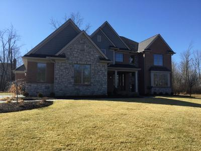Mason Single Family Home For Sale: 5167 Sycamore View Drive #Lot 4