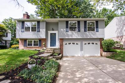 Single Family Home For Sale: 8893 Morley Place