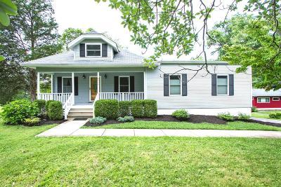 Single Family Home For Sale: 8343 Miami Road