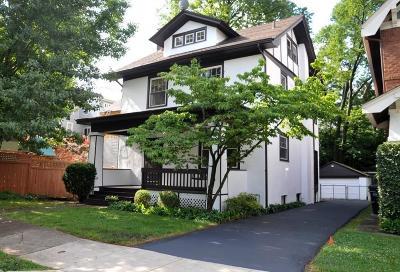 Cincinnati Single Family Home For Sale: 3067 Griest Avenue