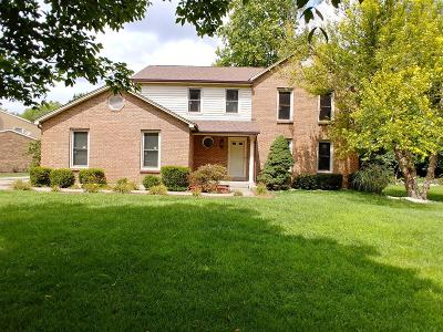 West Chester Single Family Home For Sale: 7612 Hidden Trace Drive