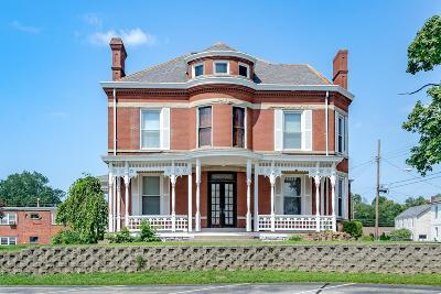 Harrison Single Family Home For Sale: 215 N Vine Street