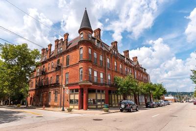 Cincinnati Condo/Townhouse For Sale: 1205 Central Avenue #A