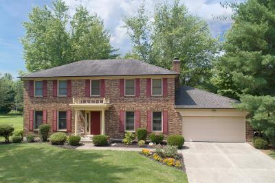 Single Family Home For Sale: 10437 Hopewell Hills Drive