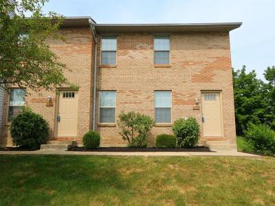 Fairfield Condo/Townhouse For Sale: 3251 Roesch Boulevard #129