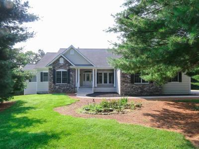 Single Family Home For Sale: 4623 Misty Ridge Court