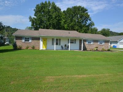 Brown County Single Family Home For Sale: 1835 River Road