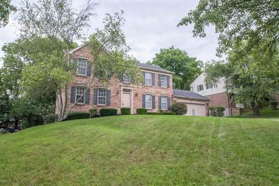 Sharonville Single Family Home For Sale: 5670 Sovereign Drive