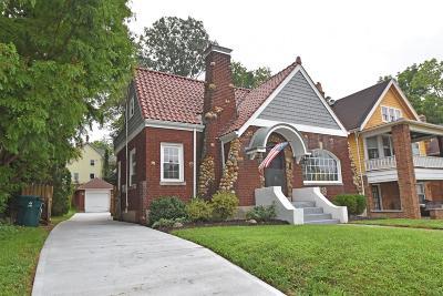 Cincinnati Single Family Home For Sale: 1252 Delta Avenue