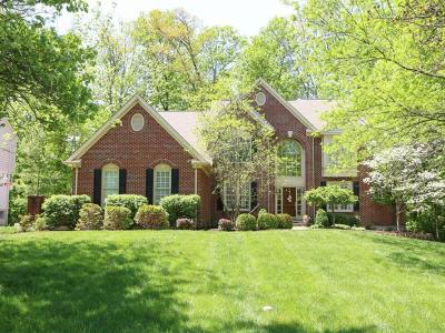 Single Family Home For Sale: 1223 Ridgewood Drive