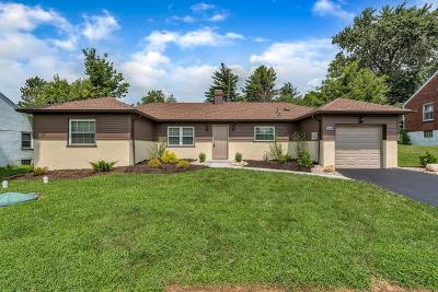 Colerain Twp Single Family Home For Sale: 3140 Banning Road