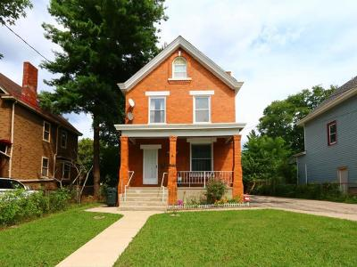 Norwood Single Family Home For Sale: 4244 Franklin Avenue