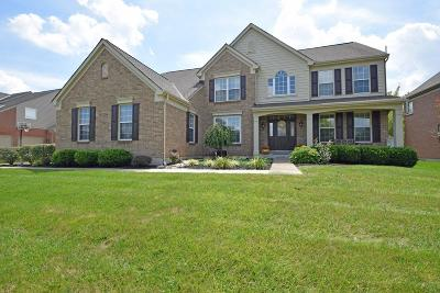Single Family Home For Sale: 7933 Hedgewood Circle