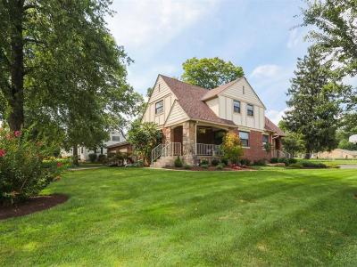 Single Family Home For Sale: 8465 Kenwood Road