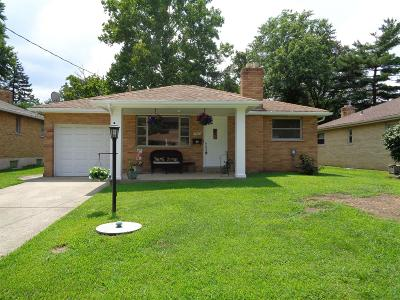 Green Twp Single Family Home For Sale: 3363 Greenvalley Terrace