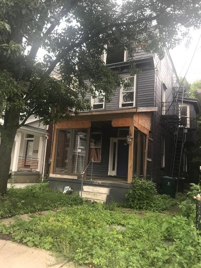 Cincinnati Single Family Home For Sale: 4216 Mad Anthony Street