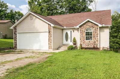 Preble County Single Family Home For Sale: 569 Lakengren Drive