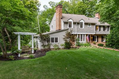 Single Family Home For Sale: 7960 Keller Road