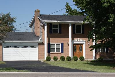 Liberty Twp Single Family Home For Sale: 5201 Cincinnati Dayton Road