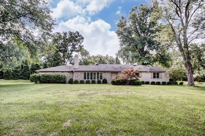 Indian Hill Single Family Home For Sale: 5105 Graves Road