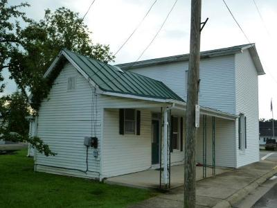 Winchester OH Single Family Home For Sale: $44,500