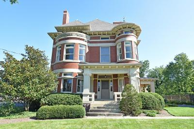 Cincinnati Single Family Home For Sale: 2152 Grandin Road