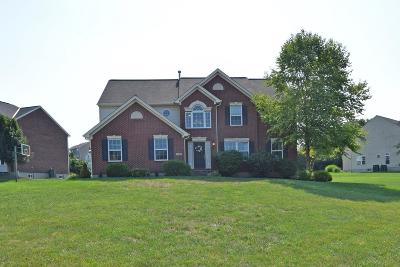 Liberty Twp Single Family Home For Sale: 7349 Maple Leaf Court